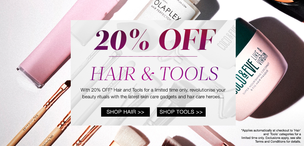 Hair & Tools Discount