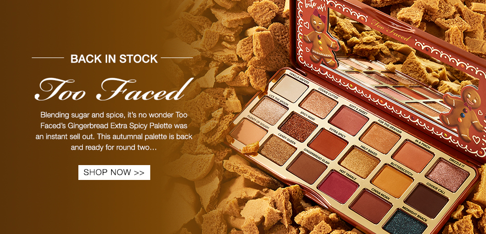 Too Faced Spicy