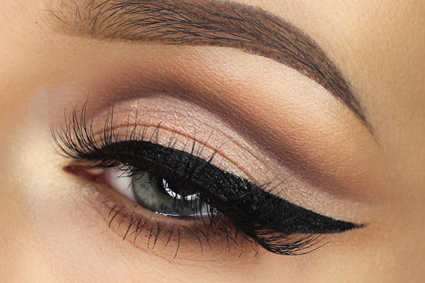 How to achieve the perfect cut crease