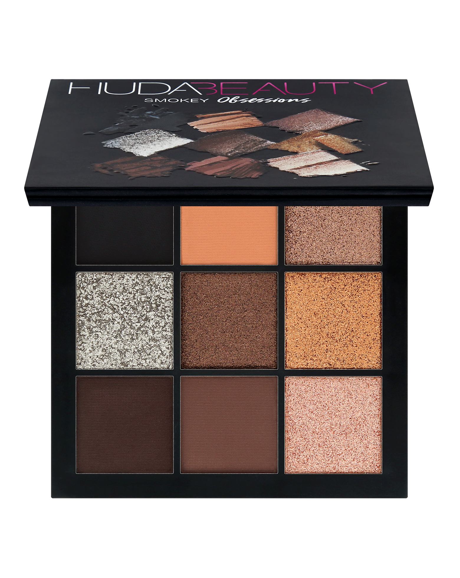 Huda Beauty Smokey Obsessions Palette Cult Beauty