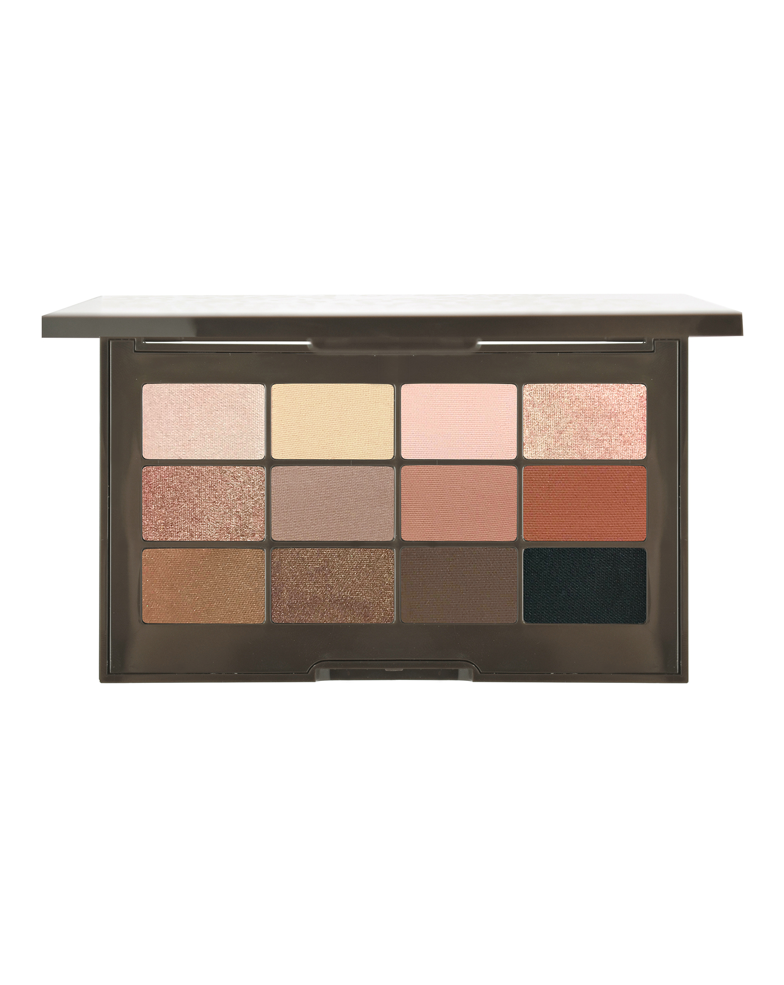 Essential Matte & Shimmer Eyeshadow Palette By Jouer Cosmetics