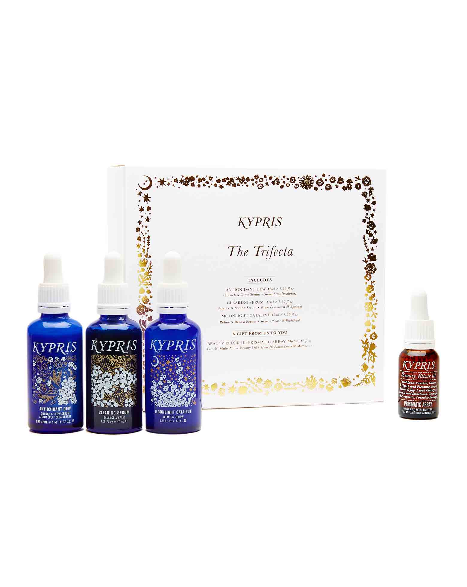 Kypris | The Trifecta (worth £277) | Cult Beauty