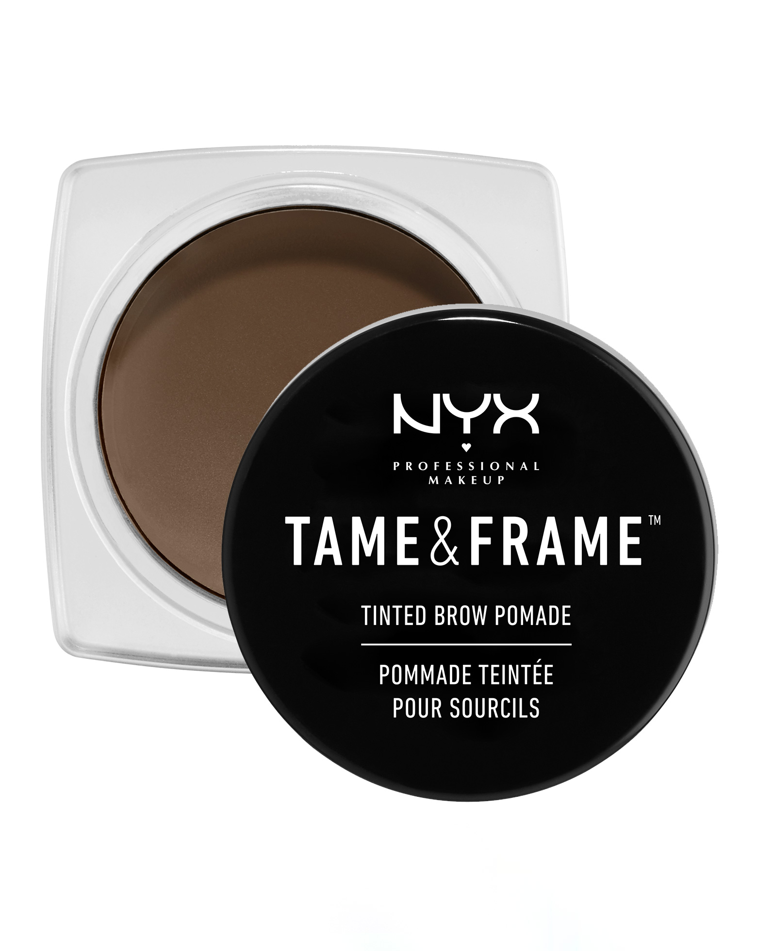 Tame Amp Frame Tinted Brow Pomade By Nyx Professional Makeup