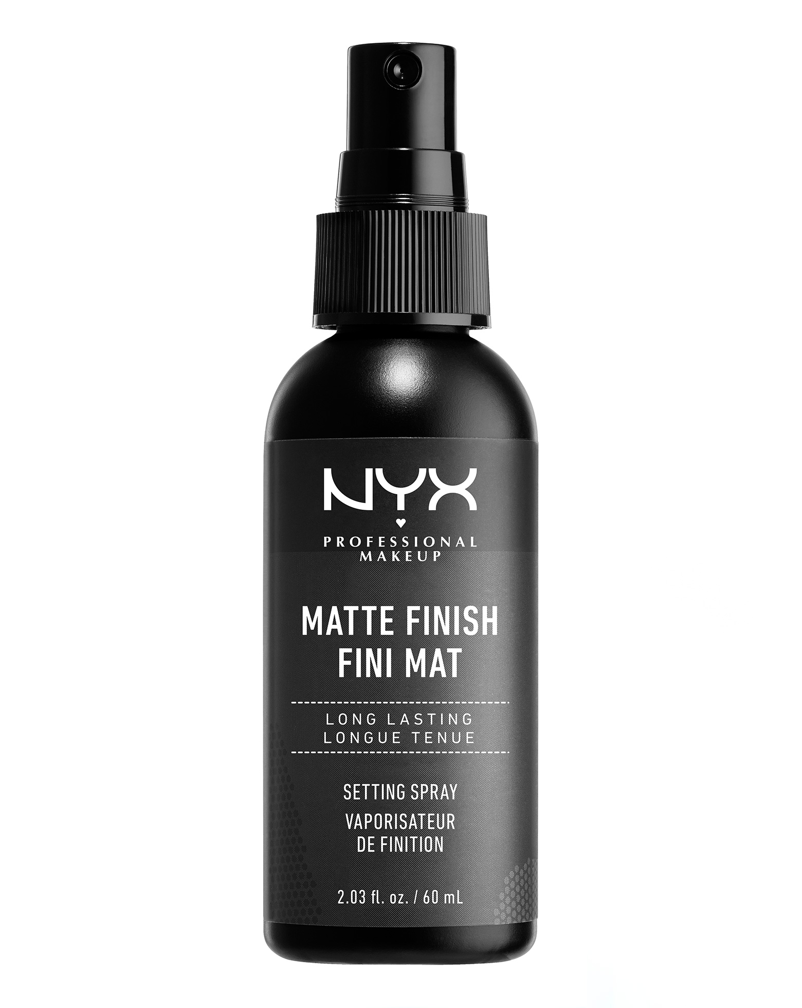 Make Up Setting Spray Long Lasting By Nyx Professional