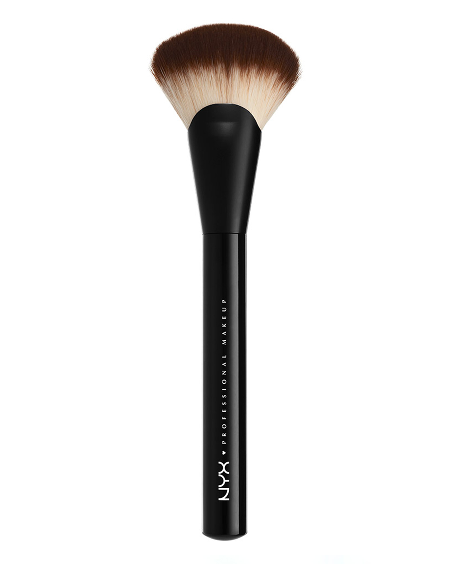 Pro Brush Powder By Nyx Professional Makeup: Pro Brush Fan By NYX Professional Makeup