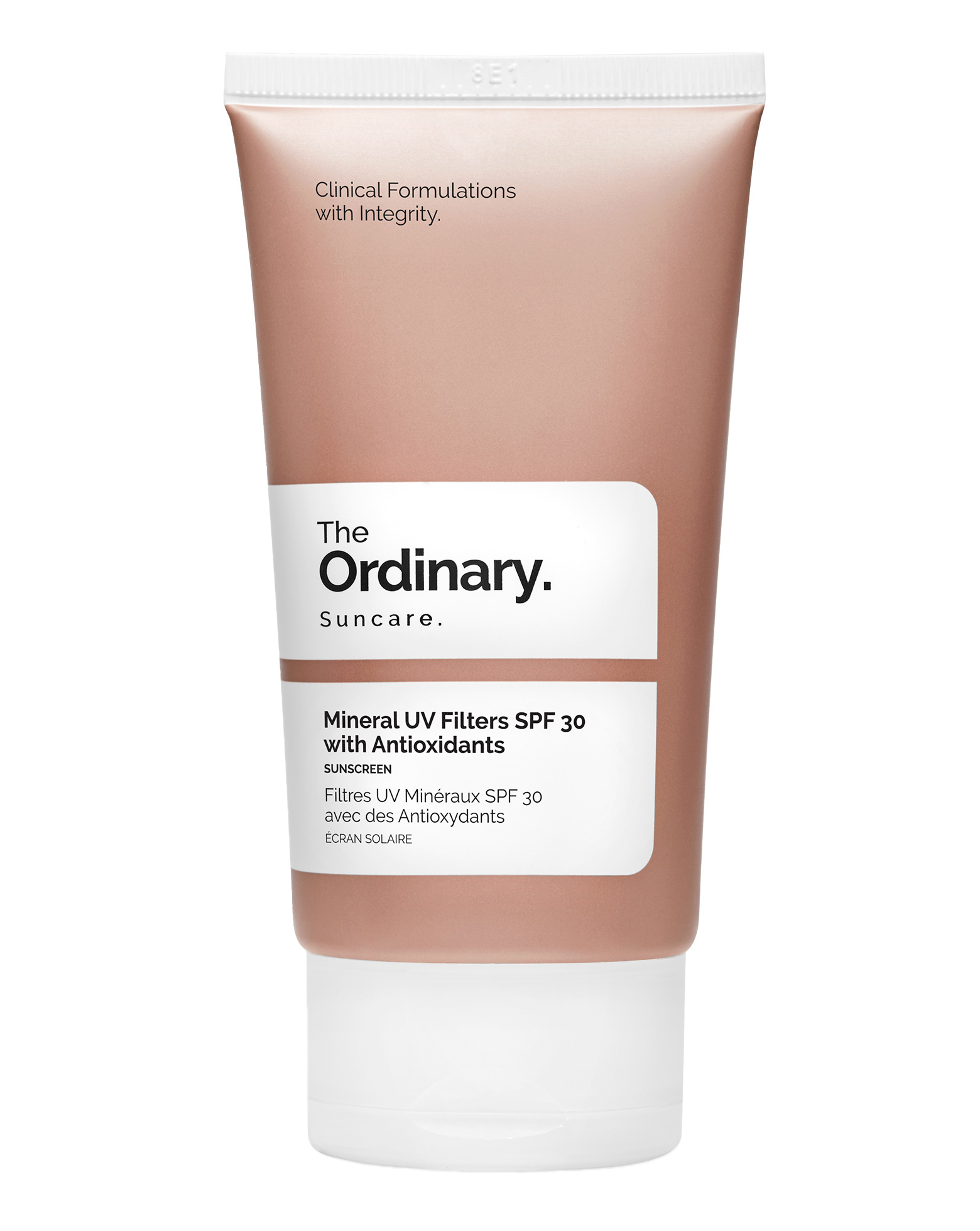 The Ordinary | Mineral UV Filters SPF 30 with Antioxidants | Cult Beauty