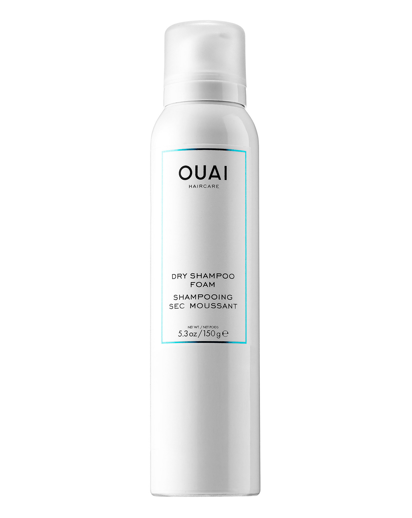 OUAI Haircare | Dry Shampoo Foam | Cult Beauty