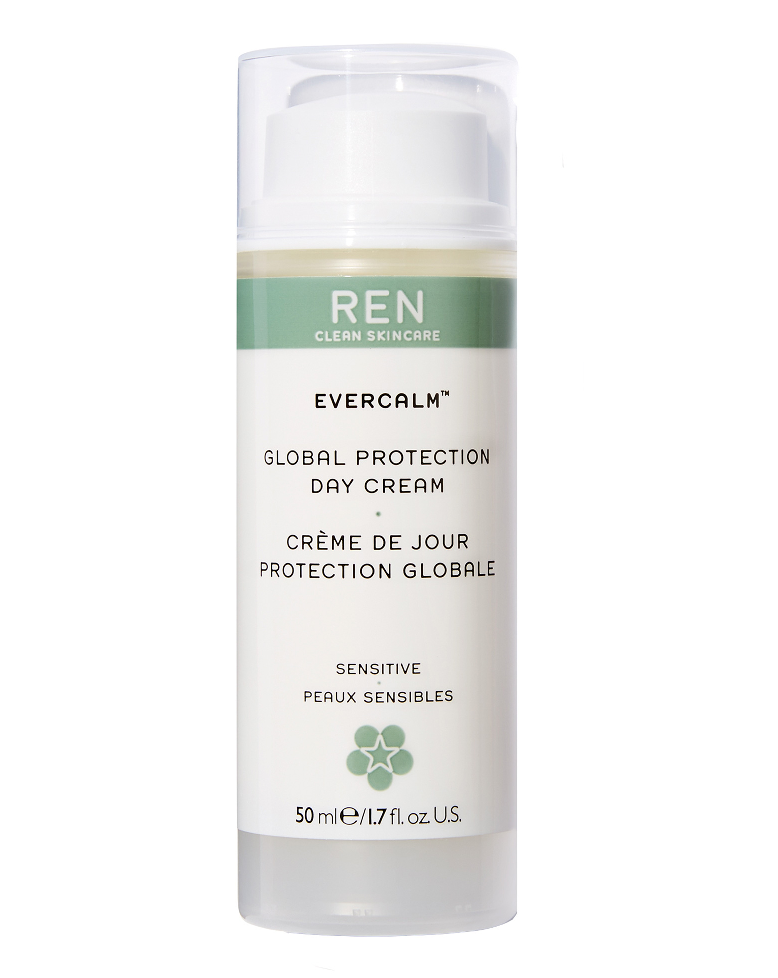 Evercalm Global Protection Day Cream by REN CLEAN SKINCARE | Cult Beauty