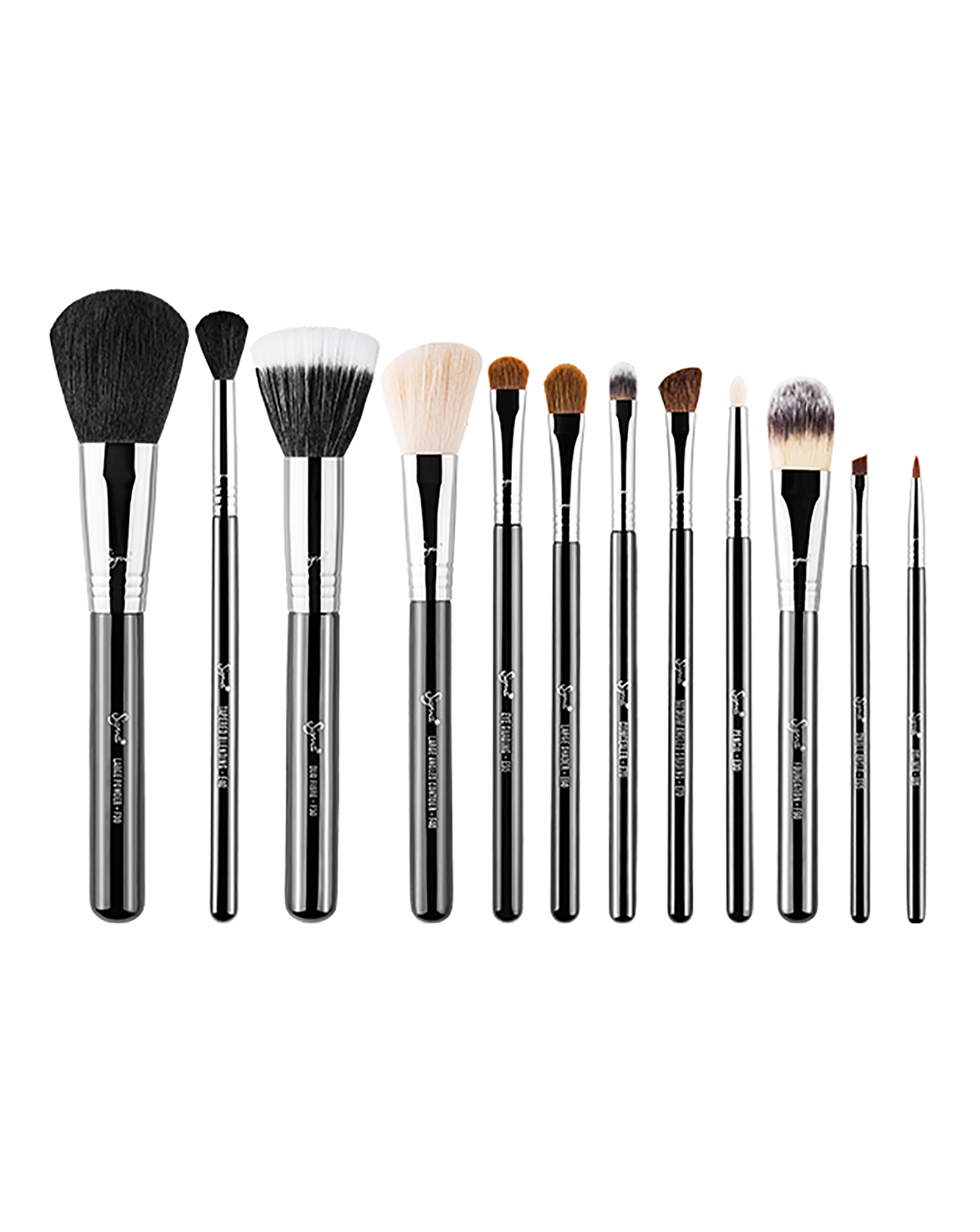 Sigma Beauty Best Of Sigma Beauty Brush Kit 122 Value: Essential Kit By Sigma Beauty