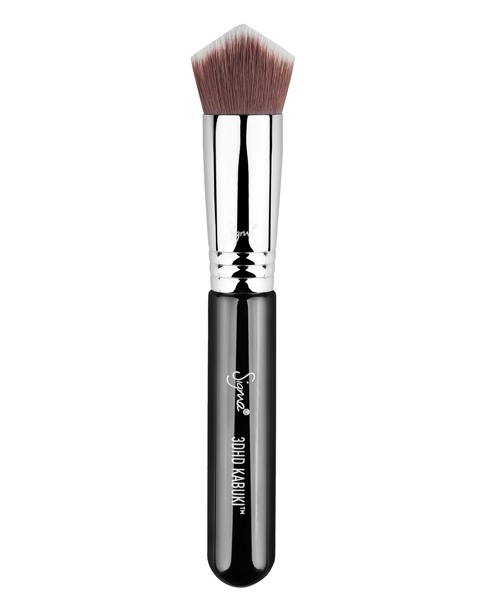 Sigma Beauty Best Of Sigma Beauty Brush Kit 122 Value: 3DHD Kabuki Brush By Sigma Beauty