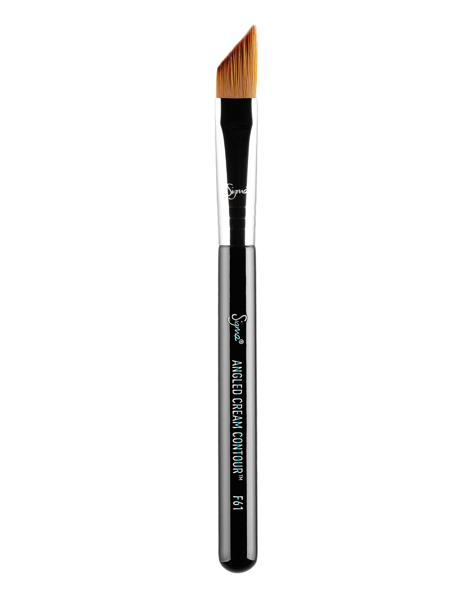 Sigma Beauty Best Of Sigma Beauty Brush Kit 122 Value: Angled Cream Contour Brush (F61)