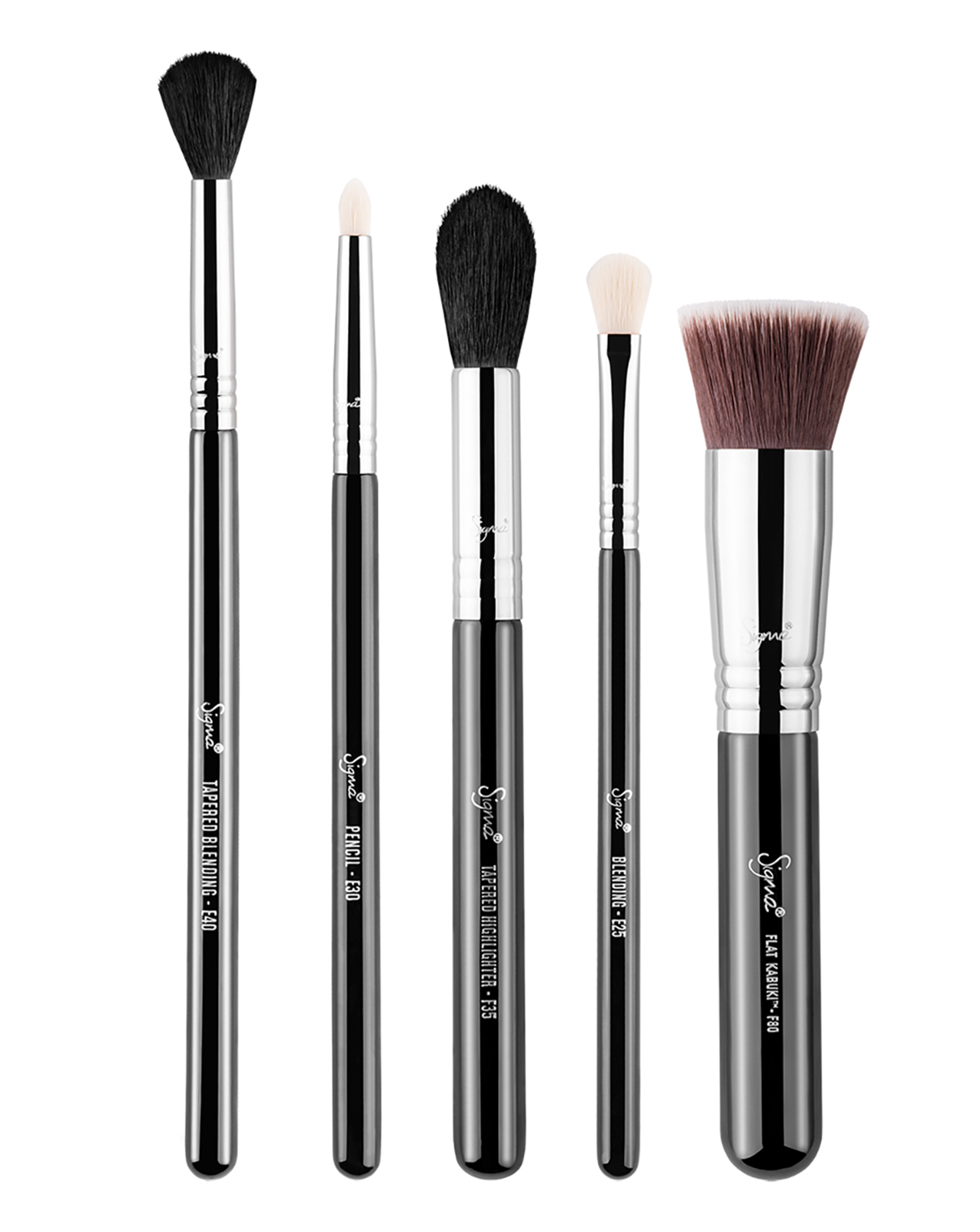 Sigma Beauty Best Of Sigma Beauty Brush Kit 122 Value: The Most Wanted Brush Set