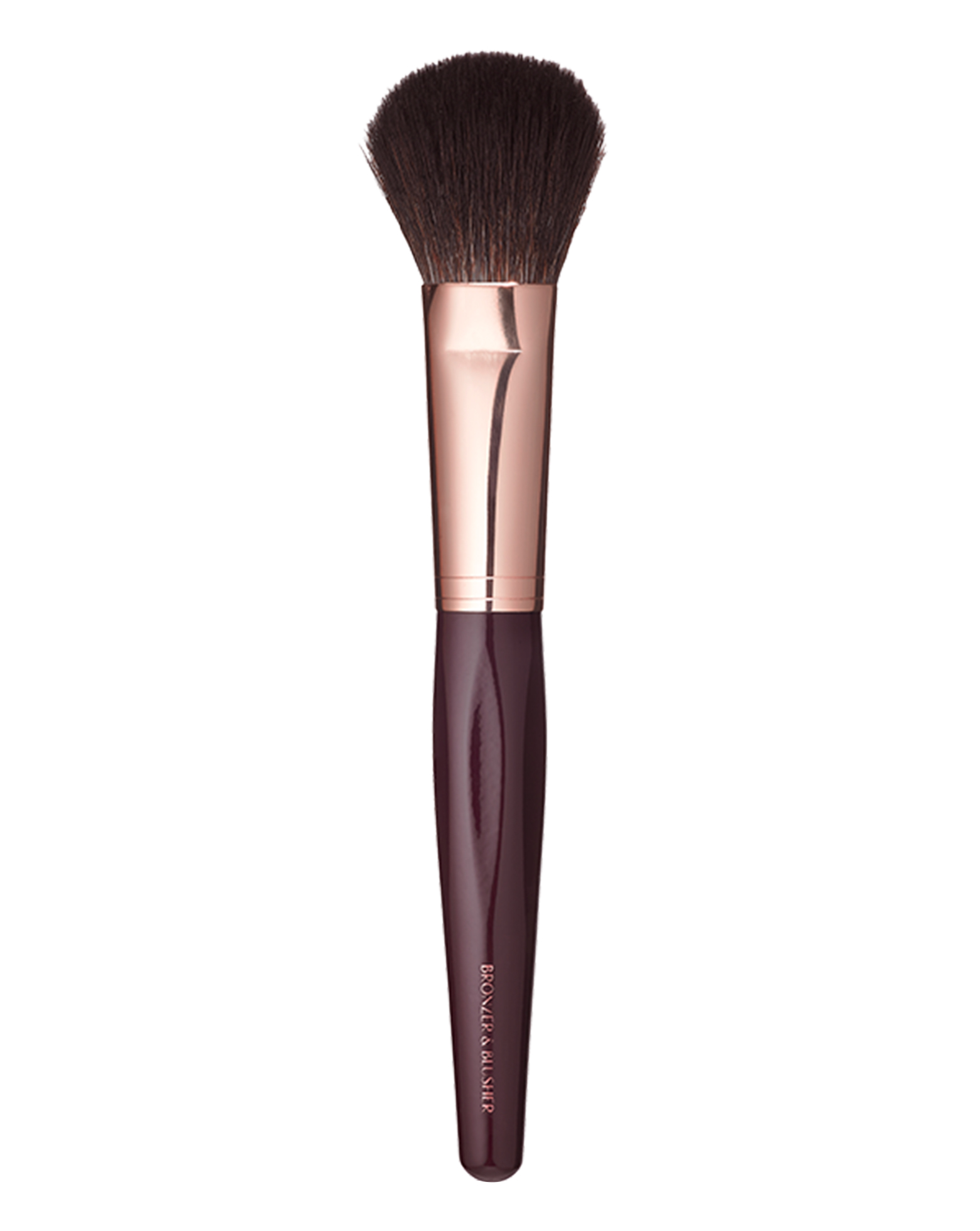 Charlotte Tilbury | Bronzer & Blusher Brush | Cult Beauty