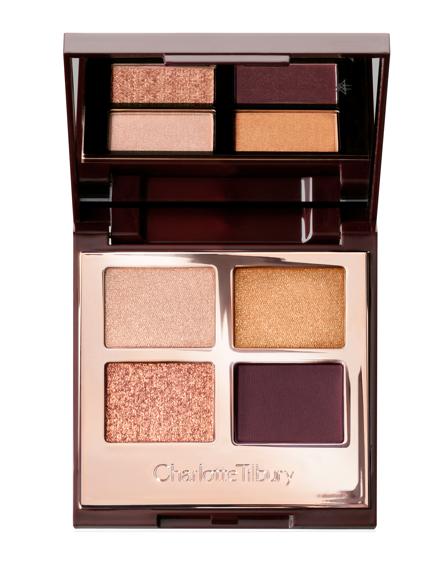 Charlotte Tilbury | Luxury Palette – The Queen of Glow l | Cult Beauty