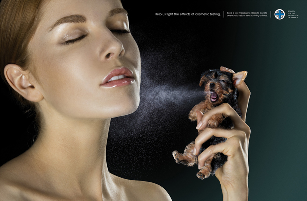 No animal testing in the EU