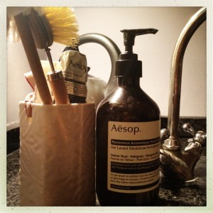 Aesop_Reverence Aromatique Hand Wash