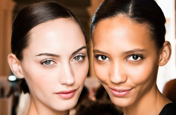 Vionnet Backstage at Paris Fashion Week Spring Summer 2013 Collections