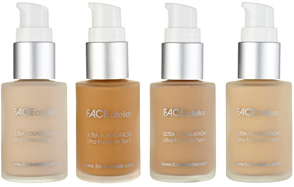 Face Atelier foundations