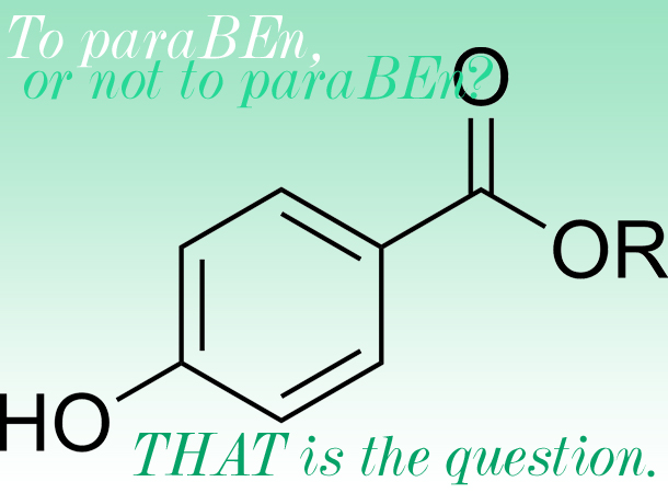 Why are parabens bad?