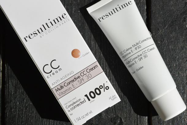 Resultime by Collin - Multi-Corrective CC Cream