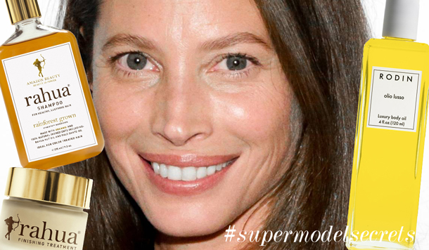 The secrets to Christy Turlington's Ageless Beauty