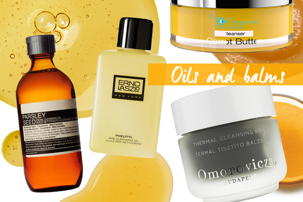 The Best Oil and Balm Cleansers