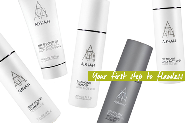 Alpha-H Cleanser
