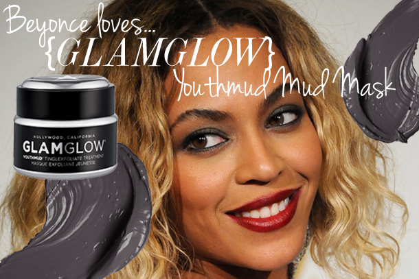 Beyonce Knowles Glamglow Youthmud
