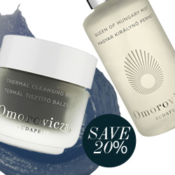 Omorovicza - Thermal Cleansing Balm and Queen of Hungary Mist