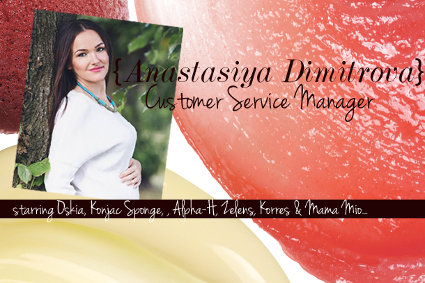 Anastasiya Dimitrova - Cult Beauty Customer Service Manager