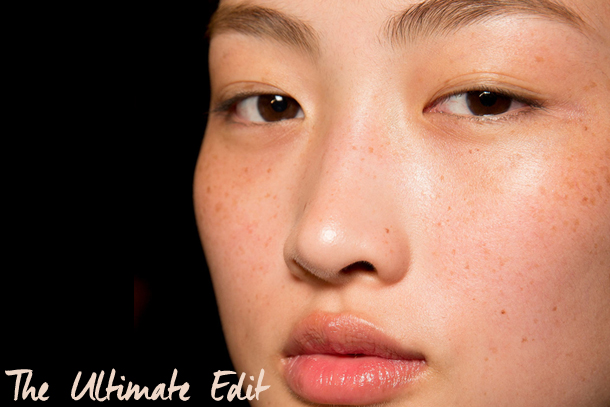 Backstage Beauty - Proenza Schouler SS15