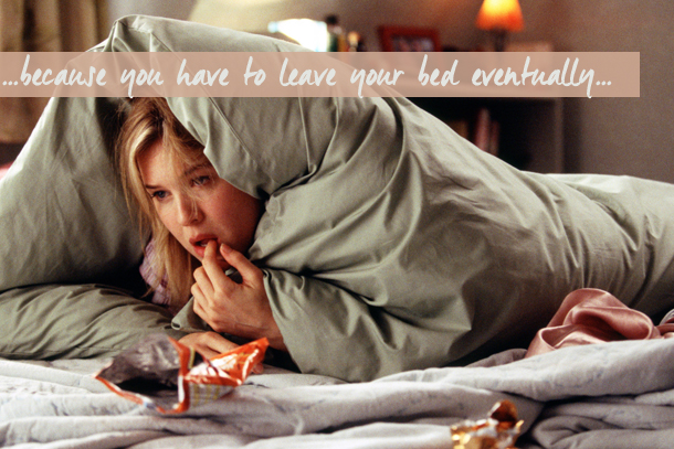 Bridget Jones Duvet