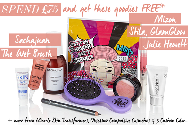 Cult Beauty Goody Bag - Cult Beauty Promotions