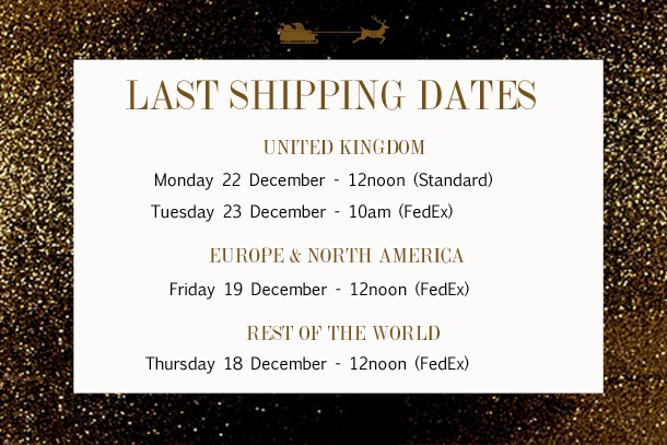 Cult Beauty Christmas Delivery Dates