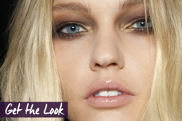 Get the Look - Metallic Eyes