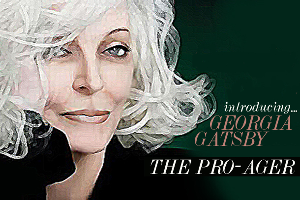 Georgia Gatsby - Skin Care Tips For Women In Their 50s