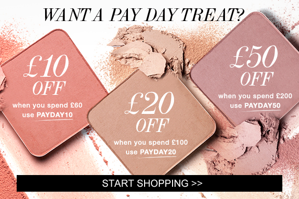 Cult Beauty Pay Day Offer