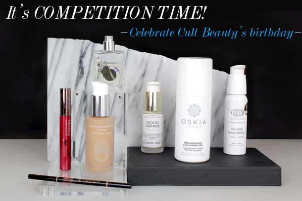 Cult Beauty Blog Competition