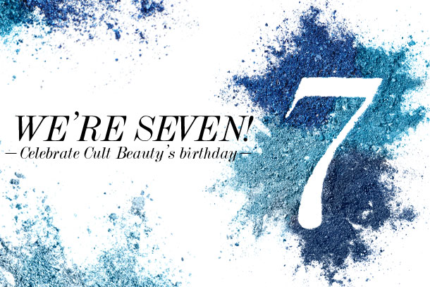Cult Beauty Seventh Birthday