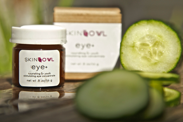SkinOwl Eye + with Cucumber