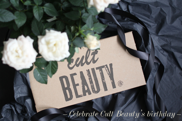 Cult Beauty Birthday - The Secret Seven Campaign