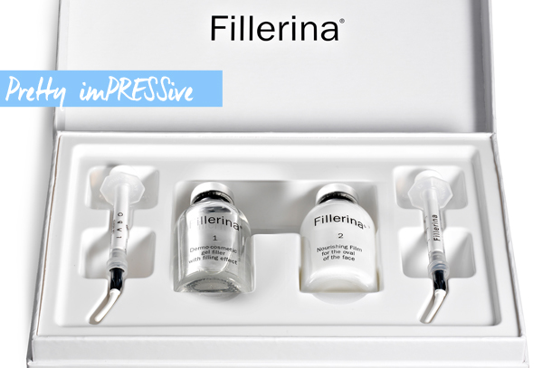 Fillerina Filler Treatment Review - Alice Hart Davis