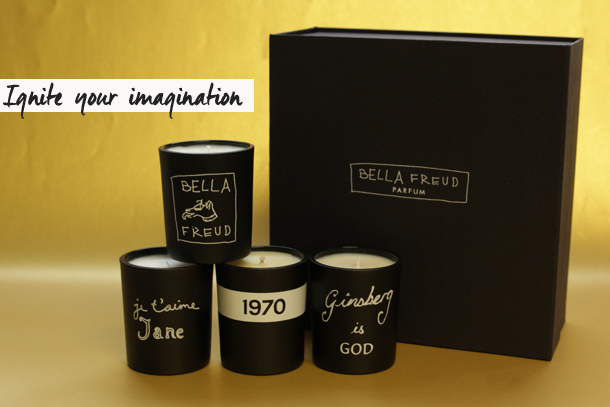 Bella Freud Votive Gift Set