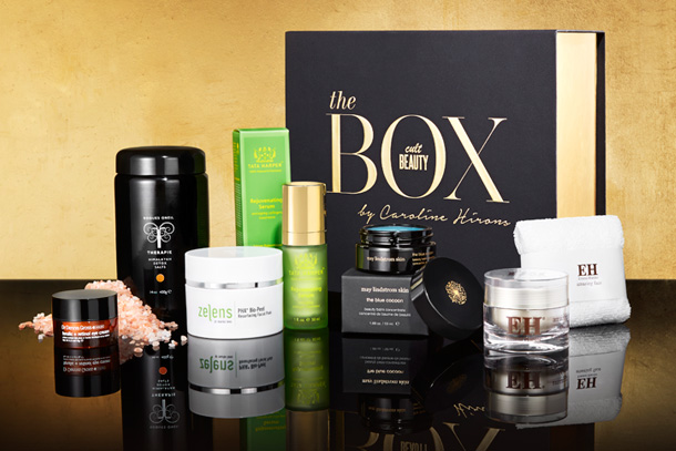 The Cult Beauty Box by Caroline HIrons