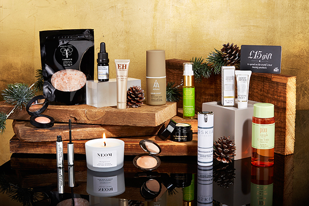 Cult Beauty Best of 2015 Goody Bag