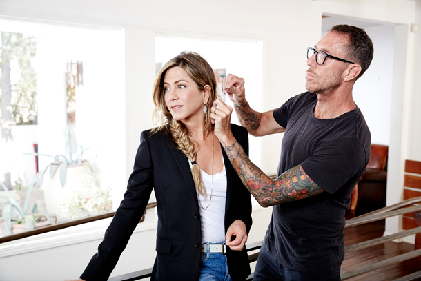 Cult Beauty Interview with Jennifer Aniston