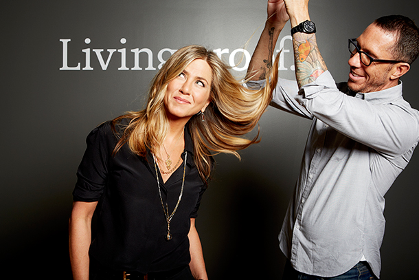 Jennifer Aniston Cult Beauty Interview