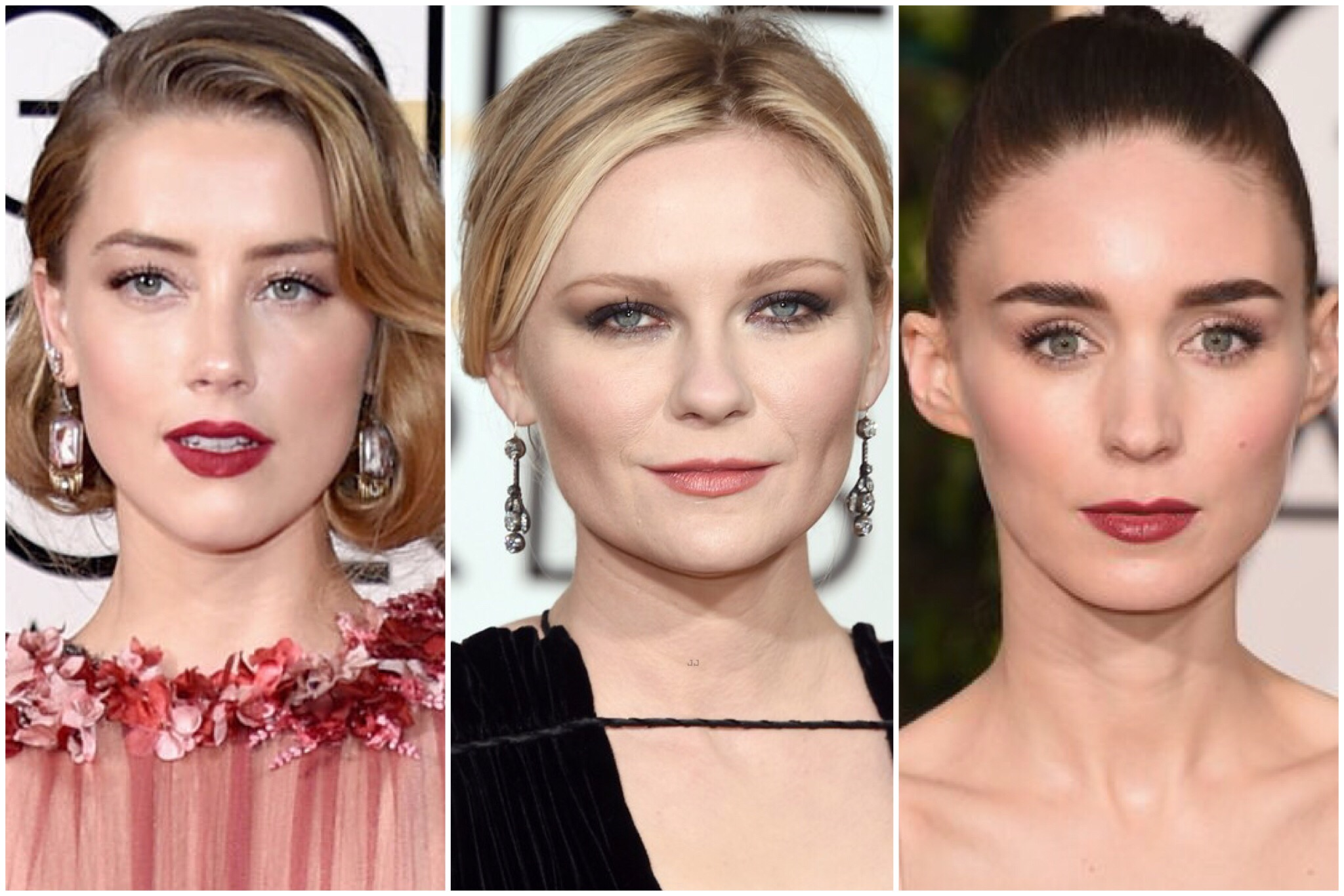 Best Beauty Looks 2016 Golden Globes