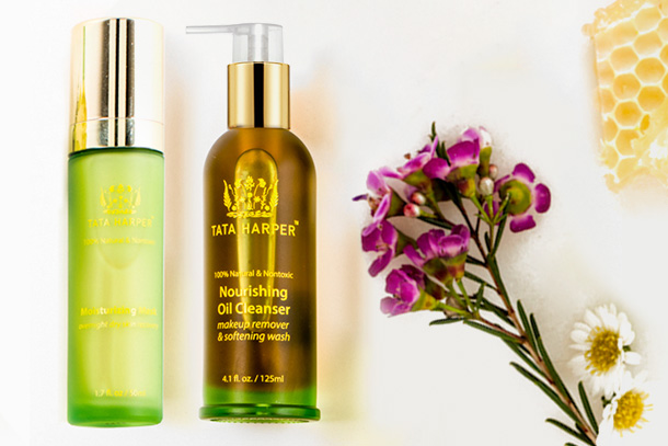 Tata Harper Nourishing Cleansing Oil and Moisturising Mask Review
