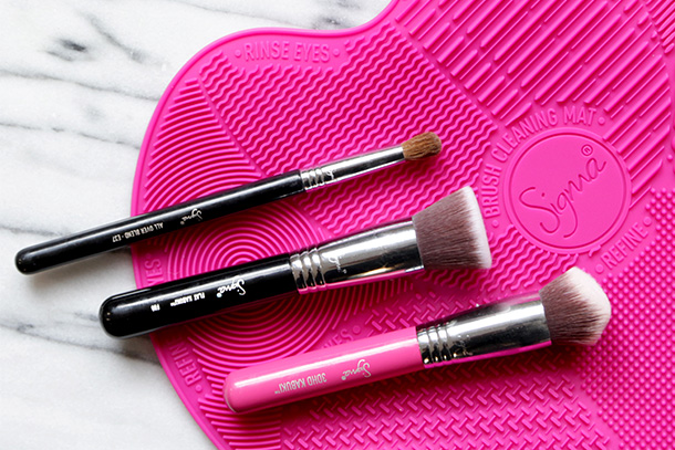 The Lazy Girls' Guide To Make Up Brush Cleaning